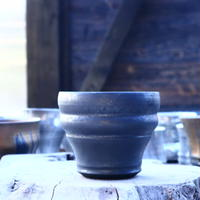 Yuta  Uchida 〝black  rust″    /   humanity pot      no.11742