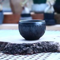 N/OH     コロ鉢  (ブラック釉) SS   no.121376