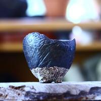 joint pot   安西桂   ×   安西岳郎   親子鉢〝土の子″  S  no.82359