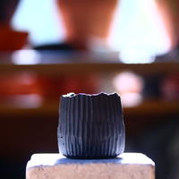 N/OH     コロ鉢  (リッチブラック)  no.80950
