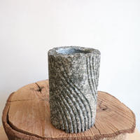 ノム爺の石鉢     no.005 φ8cm