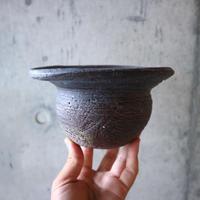 安西桂 〝土の子″ 鉢   no.001