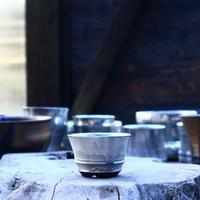 Yuta  Uchida 〝 silver  rust″    /   humanity pot      no.11762