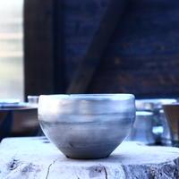 Yuta  Uchida 〝 silver  rust″    /   humanity pot      no.11777