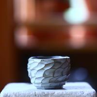 N/OH   コロ鉢  (ブルーグレー釉)  no.60764