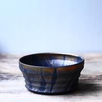 Yuta  Uchida 〝gold  glaze″   /   humanity pot       no.80263