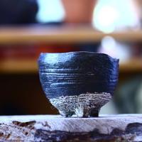 joint pot   安西桂   ×   安西岳郎   親子鉢〝土の子″  S  no.82365