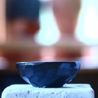 N/OH   コロ鉢  (ブラック釉)  no.60726
