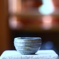 N/OH   コロ鉢  (ブルーグレー釉)  no.60765