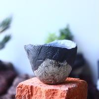 joint pot   安西桂   ×   安西岳郎   親子鉢〝土の子″    no.52415