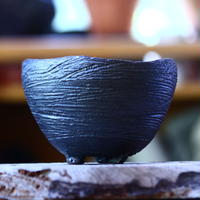 joint pot   安西桂   ×   安西岳郎   親子鉢〝土の子″  L  no.82385