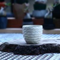 N/OH     コロ鉢  (クラシックホワイト) SS   no.121369
