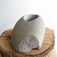 ノム爺の石鉢     no.001  φ13.5cm