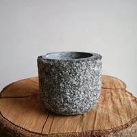 ノム爺の石鉢     no.013 φ9cm