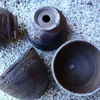 安西桂 〝土の子″ 鉢  ボールL   No.32403