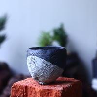 joint pot   安西桂   ×   安西岳郎   親子鉢〝土の子″    no.52441