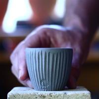 N/OH     コロ鉢  (スモーキーグレー)  サイズ2   no.100441