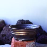 Yuta  Uchida 〝gold  rust″   /   humanity pot       no.42540