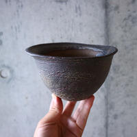 安西桂 〝土の子″ 鉢   no.009