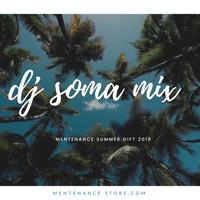 Mentenance  Summer Gift 2019