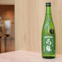 石鎚 純米吟醸 緑ラベル 720ml