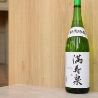 満寿泉 純米吟醸 1800ml