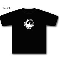 麺屋翔Tシャツ バージョン1(ブラック)