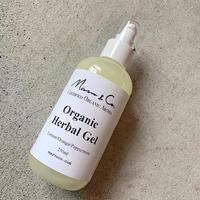 organic clean herbal hand  gel