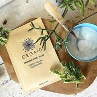 ORGAID  organic sheet mask greek  Yoghurt