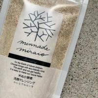 """minnademiraio""米ぬか酵素クレンジング詰替"