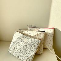 【ご予約】classic cotton pouch