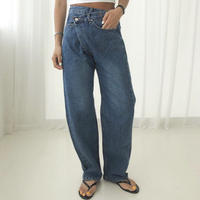 waist remake   denim