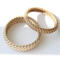 rattan  bracelet