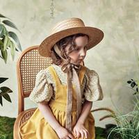 《ご予約》flower puff blouse