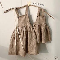 【ご予約】suspender  herringbone skirt