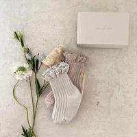 petit frill socks