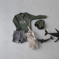 ご予約 boy swimsuit set