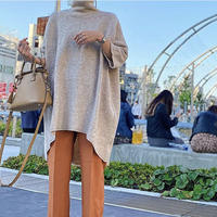 soft touch knit poncho