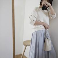 Airly flare  skirt