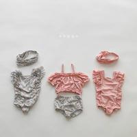 【ご予約】frill swimsuit