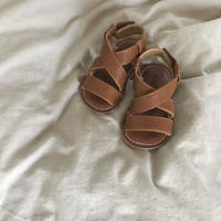 cross  sandal