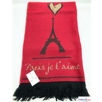 Eiffel Tower Shawl-RD-