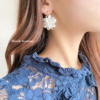 おおぶり white flower (2type)