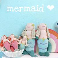 mermaid doll...❤︎mini