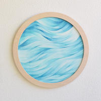 Water planet No.12 / 原画(Msize)