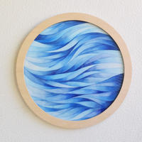 Water planet No.9 / 原画(Msize)