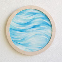 Water planet No.18 / 原画(S size)
