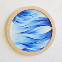 Water planet No.14 / 原画(S size)