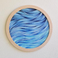 Water planet No.7 / 原画(Msize)