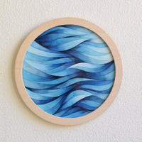 Water planet No.20 / 原画(S size)